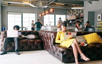 The beginning of a new way of living: form co-working to co-living