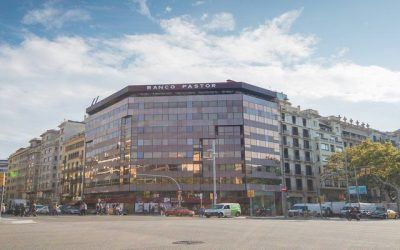 Acquisition of two new offices in Paseo de Gracia number 54
