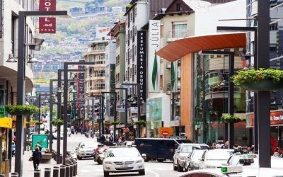 Retail in Andorra is importantly triggered
