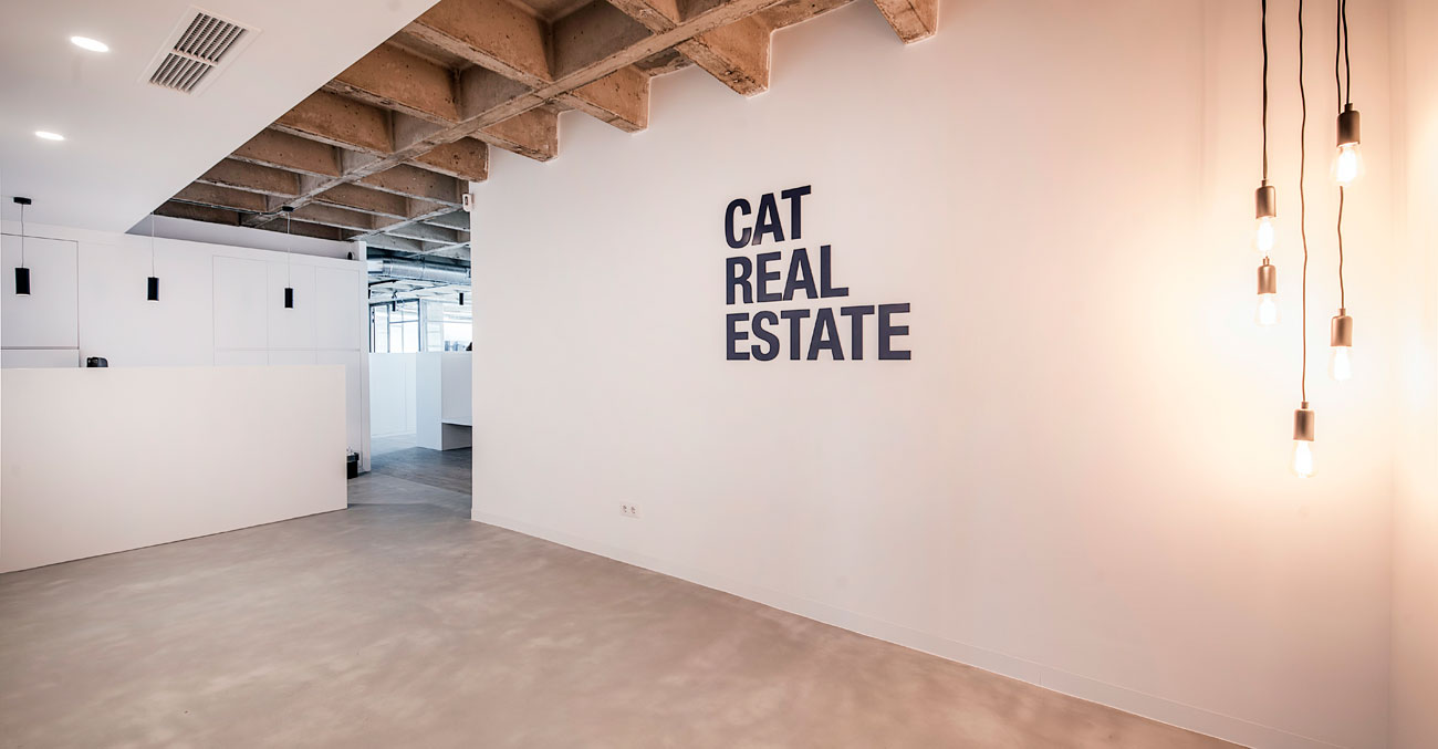 Entrada CAT REAL ESTATE