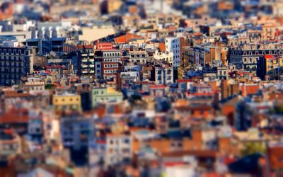 Barcelona hive of technological startups